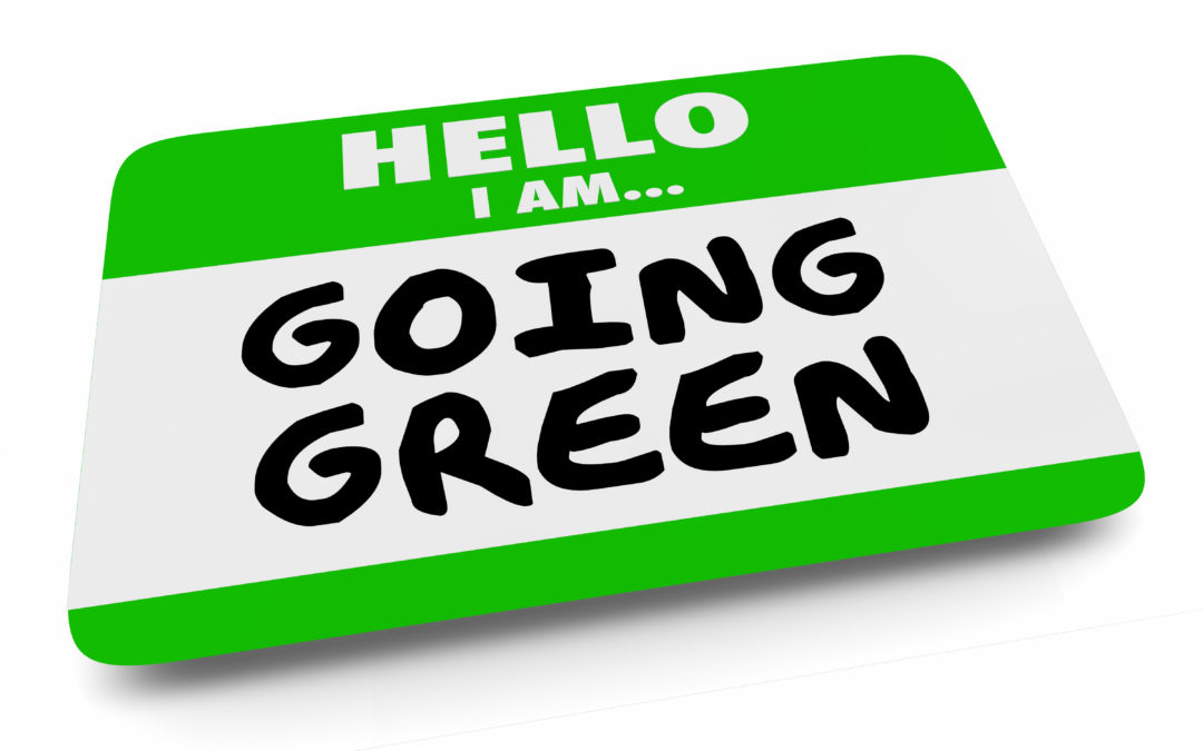 Going Green with Graham's